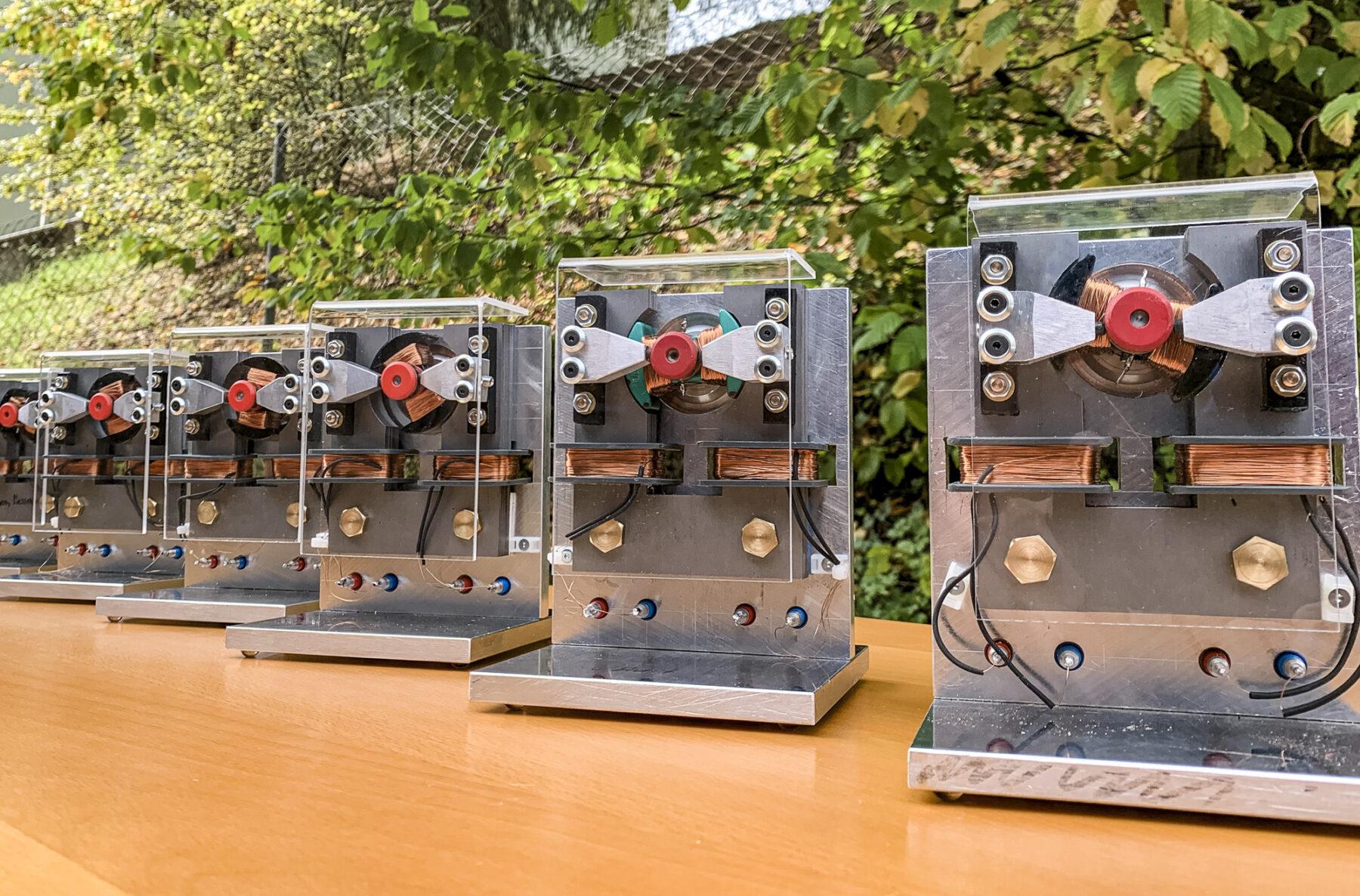 Elektromotoren Eigenbau
